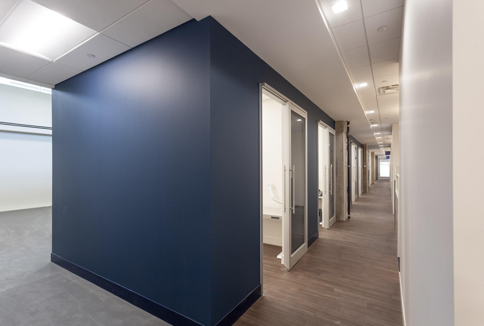 Copeman healthcare Westrose Interiors